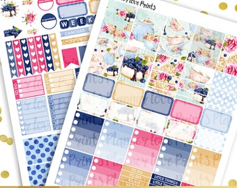 50%off Printable Planner Stickers | Instant Download | Pdf and Jpg Format