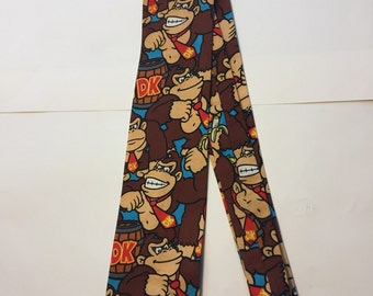 Donkey Kong Adult Necktie