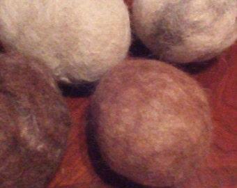 100% alpaca dryer balls
