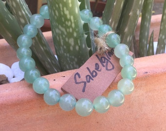 Adventurine Natural Bracelet