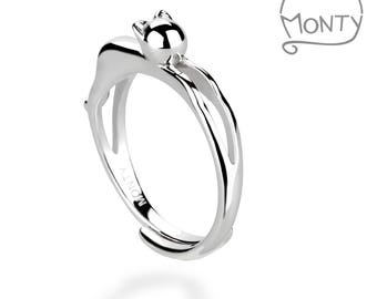 Cute - Sterling Silver Ring