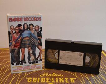 Empire Records VHS