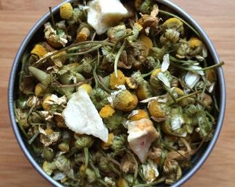Apple Blossom Herbal Loose Leaf Tea & Hand-Filled Tea Bags