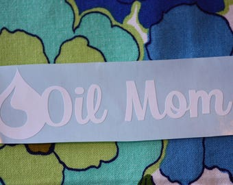 Essential Oil Decals Etsy - Vinyl stickers for glass bottles