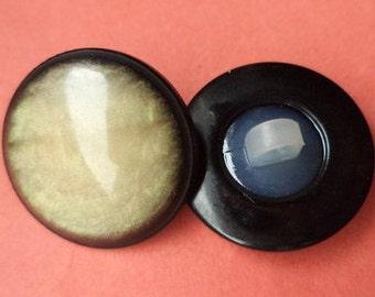 13 beige buttons 18mm (5359) button