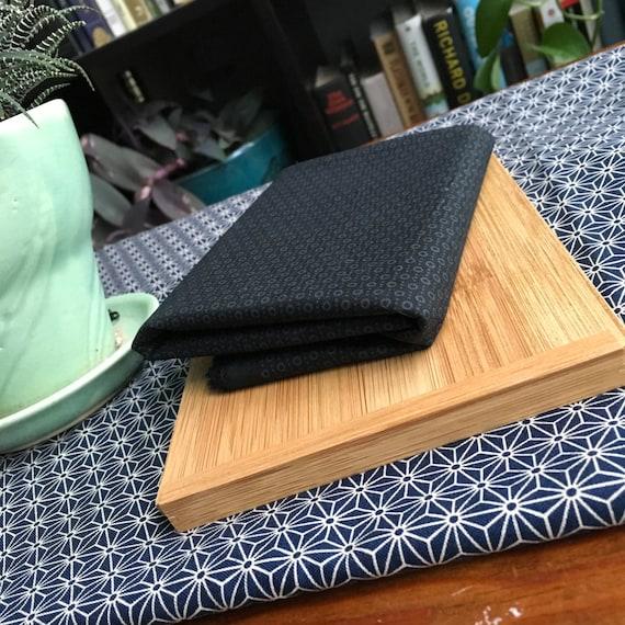 Kendo Shinpan Ki Judge Flag Bag for Shinpan – Onyx Black Design by Kendo Girl