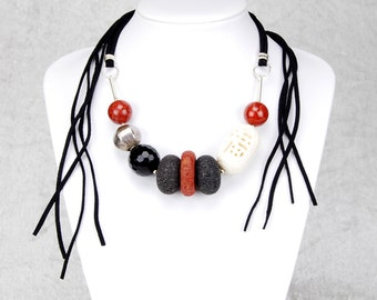 African-inspired Collector Necklace