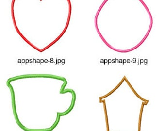 Applique-Shapes-3 ( 14 Machine Embroidery Designs from ATW ) XYZ17E