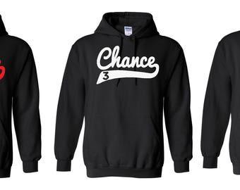 Chance The Rapper Silhouette Vinyl
