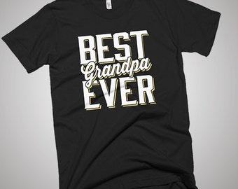The Best Grandpa Ever T-Shirt
