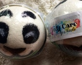 Tubby Panda Bath Bomb - Panda Bath Fizzy - Bamboo Lotus Scent - Cute Bath Bomb - Relaxing Bath Bomb - Bamboo Scent - Lotus Scent - Gift