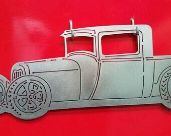 1929 Ford Model A Truck Metal Art
