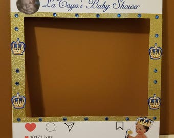 Royal Baby Photo Frame