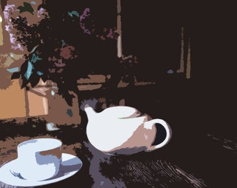 Design for Peace: Morning Tea