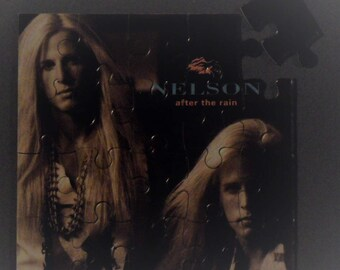 Nelson CD Cover Magnetic Puzzle