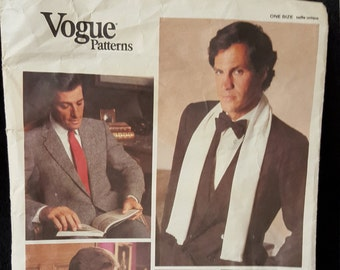 Mens Vogue Pattern 2826 FREE SHIPPING