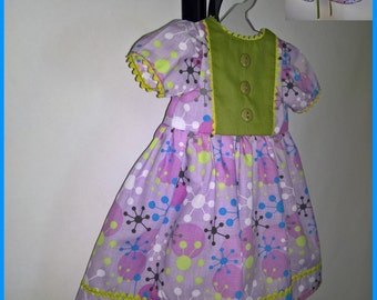 My Life Connect the dots Dress