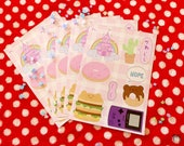 Stickers - Kawaii