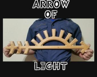 Arrow of Light Award - Wood Cutout