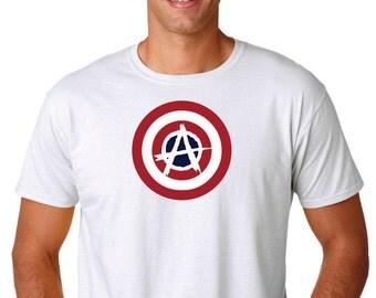 Captain Anarchy T Shirt
