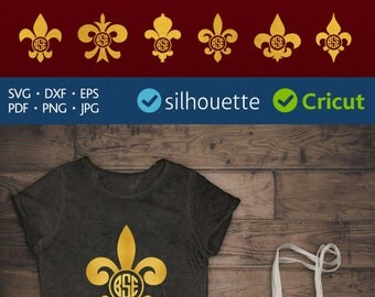 "Shop ""fleur de lis svg"" in Drawing, Painting & Writing Supplies"