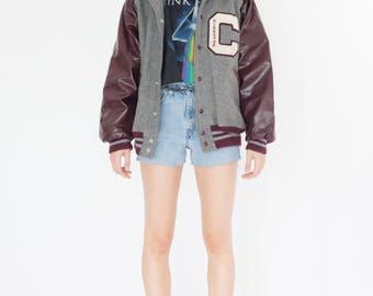 Vintage 80s Director Varsity Jacket