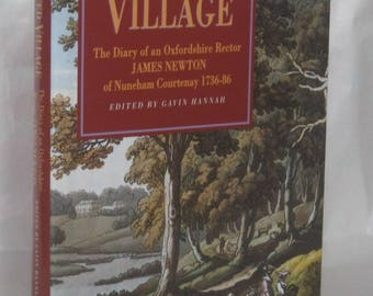 The Deserted Village. Gavin Hannah. 1st Edition.