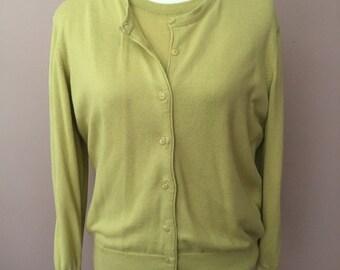 Laura Ashely Sweater Set