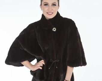 Mink fur coat! Latest fur fashion trends at FurBrand!End of Season sales 35% discount!