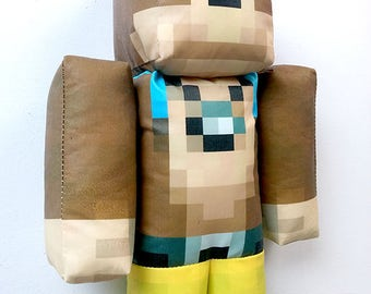 L for Lee x Minecraft L for Leeeeee x Plush Toy