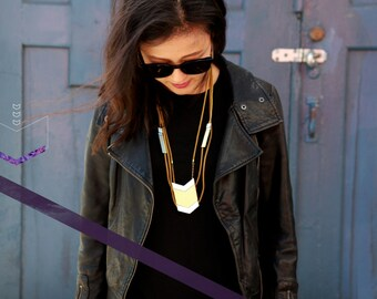 The Dipper Audio Necklace by Tinsel