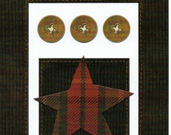 Dark Corduroy Cardstock Frame My Mind's Eye This & That Scrapbook  Embellishments Cardmaking Crafts