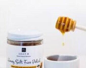 Honey Salt Face Polish