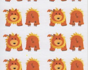 Lion | 721 | Planner Sticker | Kikki-K | Happy Planner | Erin Condren