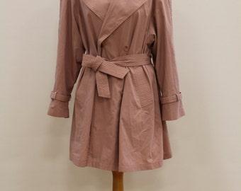 Tie Up Trenchcoat (Judy Rose)