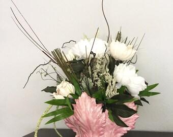 Elegant Faux Flower Arrangements