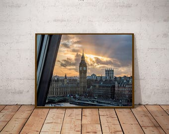 London Print London Photography London Art Print Photography Printable Wall Art London Wall Art Printable Unique Wall Art Instant Download