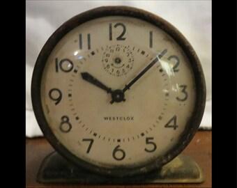 1943 Westclox War Alarm Clock