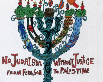 No Judaism without Justice