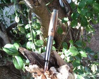 Magnum Bullet Pen with Bethlehem Olivewood