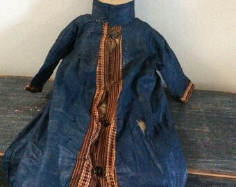 Early Antique Rag Doll
