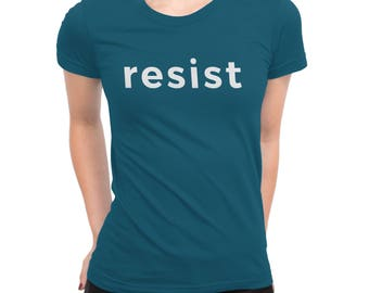 Resist Shirt | Resistance T-Shirt | Resist | Anti-Trump Movement | Anti Trump Shirt | The Resistance Shirt | Resist Trump