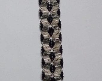 Peyote Stitch Cuff