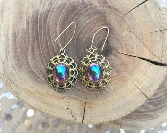 Gypsy Darling Dangly Earrings