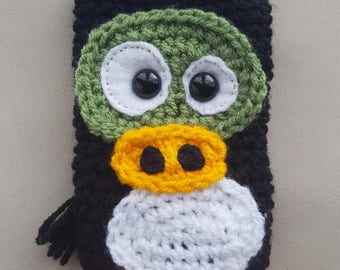 Knitted Monster Mobile Phone Case