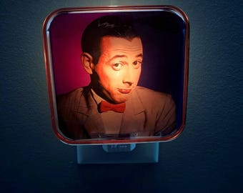 Pee-Wee Herman Night Light