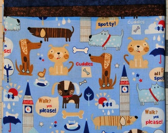 Dogs of all Shapes and Sizes Pillowcases
