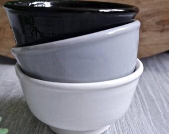 Small Grey  Bowl