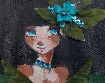 Leafy Jewel