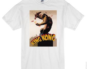 King Kong - Movie - T-shirt